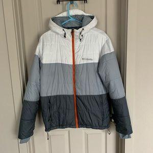 Columbia jacket for men